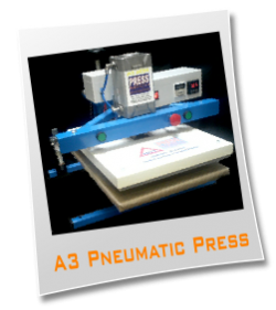 A3+ Pneumatic Heat Press